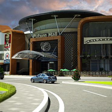 Shopping Malls Architectural Designs Banan Architecture Design Office Cairo Egypt